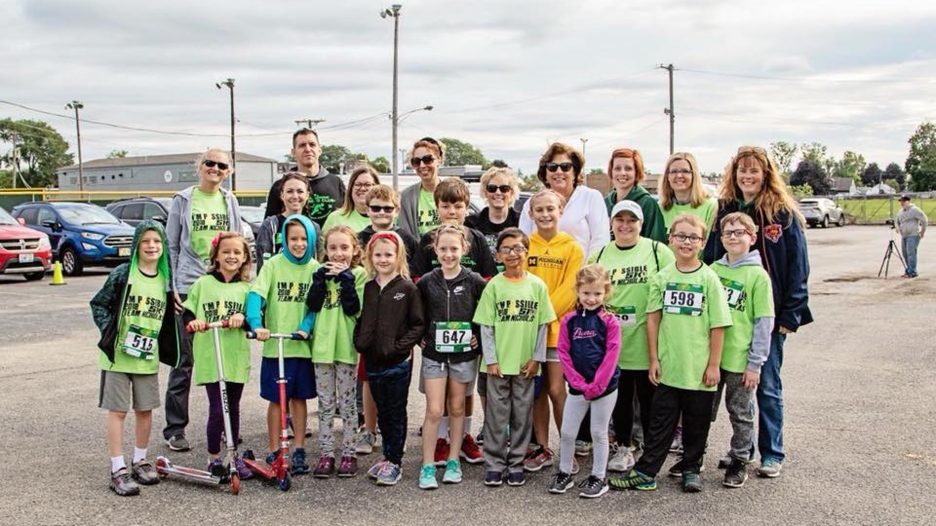 Team Nicholas 5K, Community Event