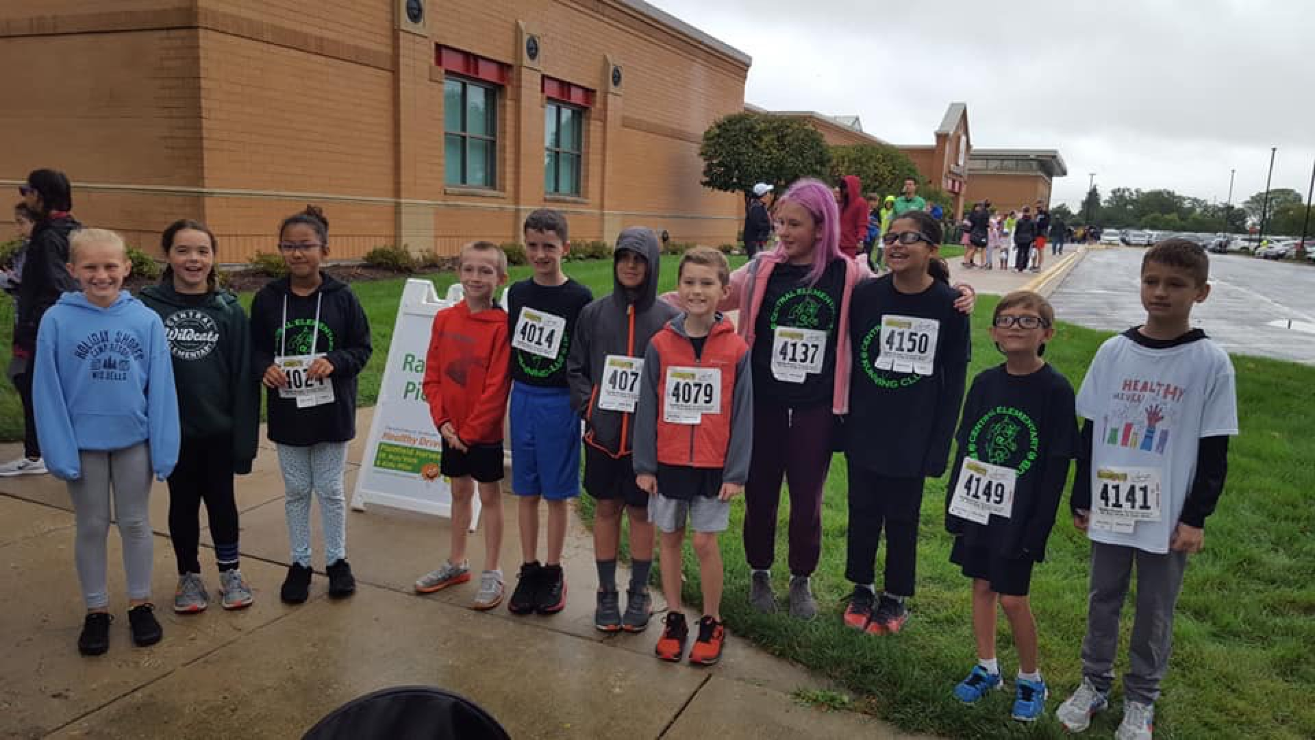 Plainfield Harvest 5K, Central Running Club