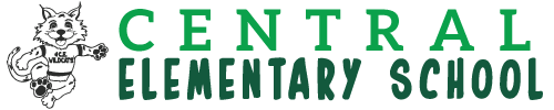 Central Elementary School logo centered