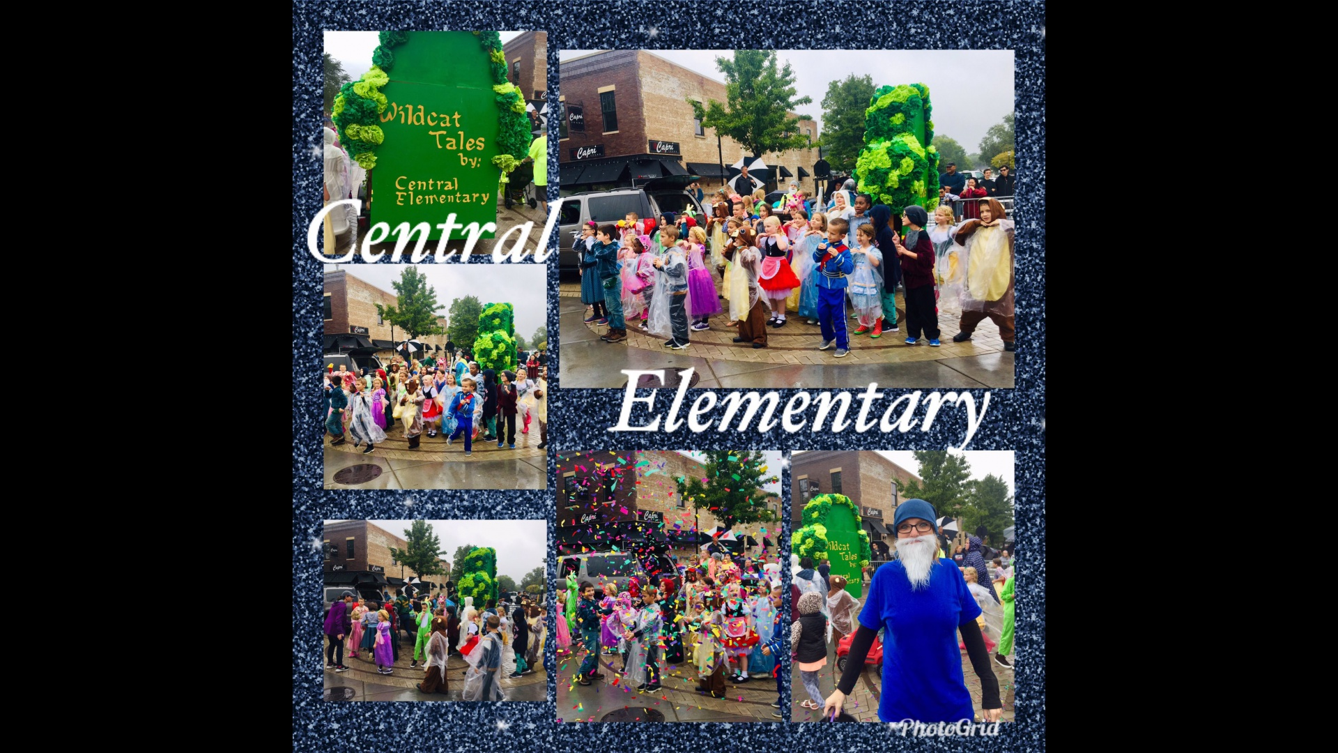 slidshow image - Homecoming Parade 2019 -