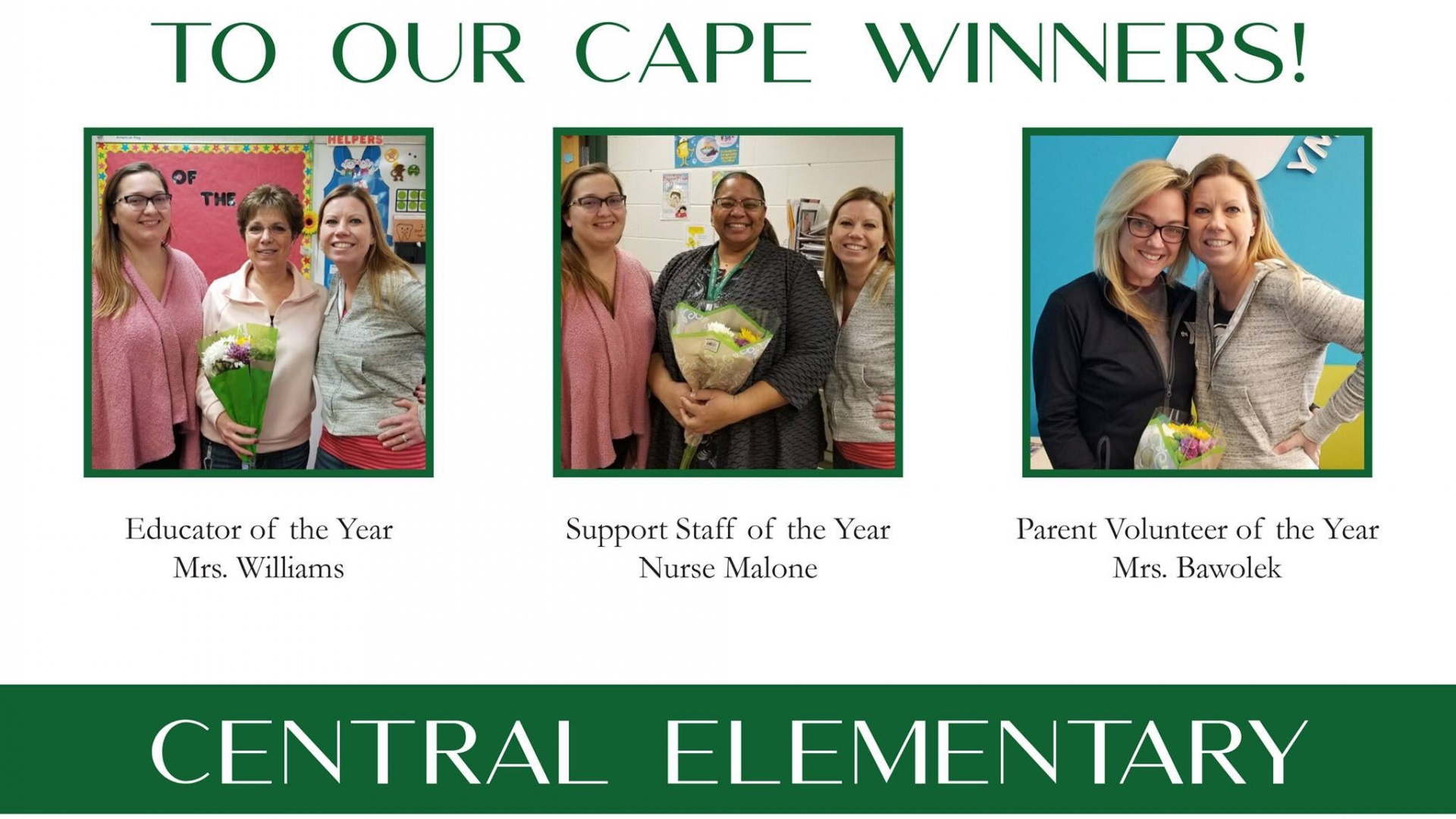 slidshow image - 2020 CAPE Winners -